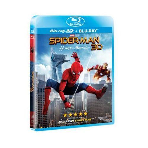 Spider-man: homecoming (2d+3d) (blu-ray) - jon watts. darmowa dostawa do kiosku ruchu od 24,99zł marki Imperial cinepix