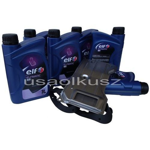Elf Filtr oraz olej  atf-iii automatycznej 4spd skrzyni biegów aw4 jeep comanche