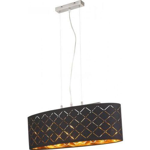Globo kidal lampa wisząca nikiel matowy, 3-punktowe - nowoczesny - obszar wewnętrzny - kidal - czas dostawy: od 6-10 dni roboczych marki Globo lighting
