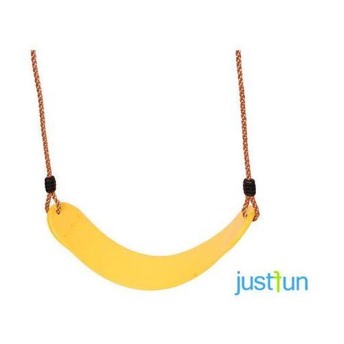 Just fun Huśtawka elastyczna eco - żółty