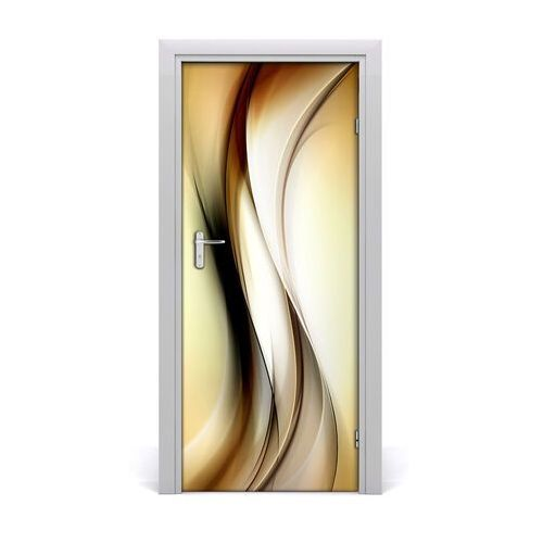 Naklejka samoprzylepna na drzwi Abstrakcyjne tło
