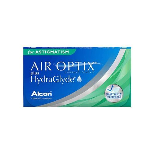 Air optix plus hydraglyde for astigmatism 6 szt. marki Alcon