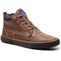 S.oliver Sneakersy - 5-16230-21 brown 300