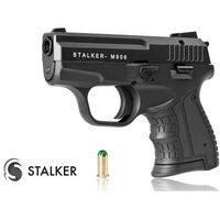 Stalker Pistolet alarmowy  m906 czarny kal. do 6 mm (5908262149909)