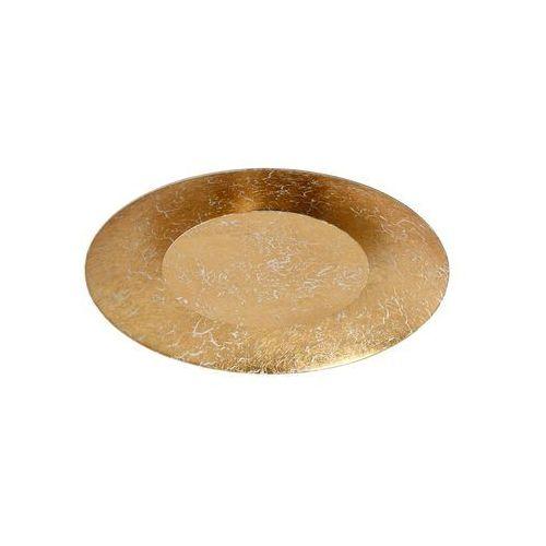 Lucide 79177/12/01 - led lampa sufitowa foskal led/12w/230v 34,5 cm mosiądz (5411212791252)