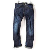 spodnie BLEND - Jeans - NOOS Storm fit Dark Blue (36939) rozmiar: 33/32, jeans