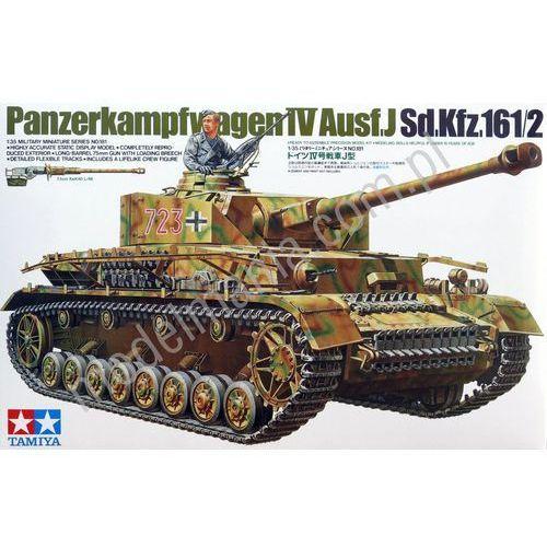 Tamiya Niemiecki czołg średni pzkpfw. iv ausf. j (sd.kfz.161/2) 35181