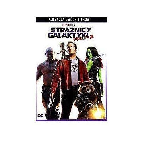 STRAZNICY GALAKTYKI 1+2 (2DVD) (Płyta DVD) (7321917506250)