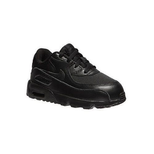 """Buty Nike Air Max 90 (PS) """"all black"""" (833422-001) - Czarny z kategorii Pozostałe obuwie dziecięce"""