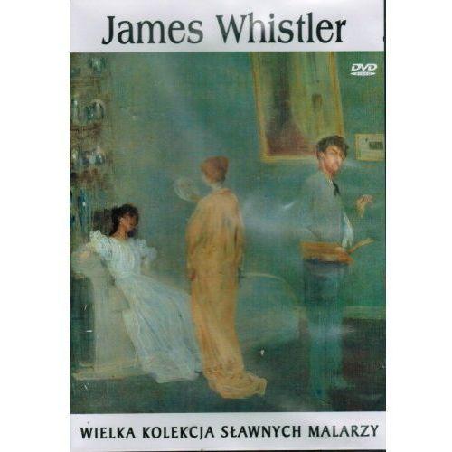 James whistler. wielka kolekcja sławnych malarzy dvd marki Oxford educational
