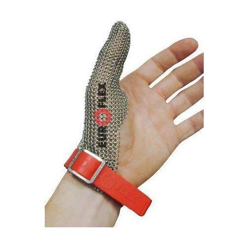 Euroflex Ochrona kciuka standard classic, ze stali nierdzewnej, pomarańczowa, rozmiar 10, size xl, dcs04