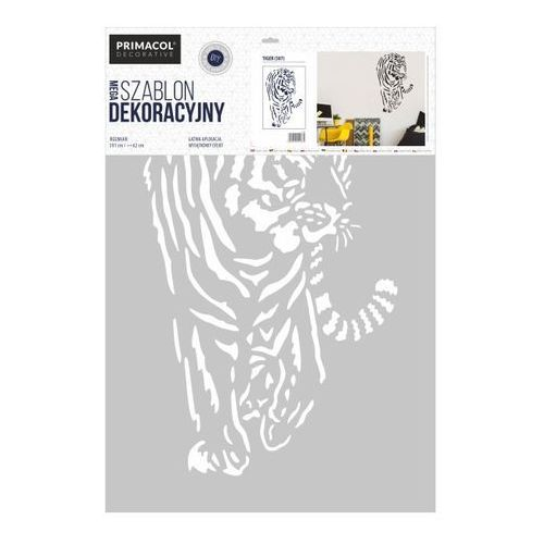 Primacol Szablon dekoracyjny Mega 507 Tiger (5906725251862)