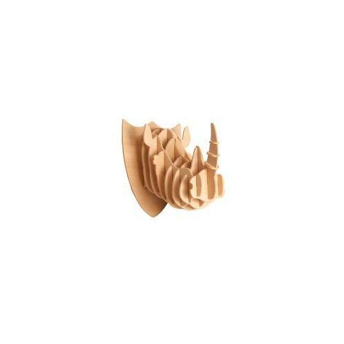 Łamigłówka drewniana gepetto - głowa nosorożca (rinoceros head) marki Eureka
