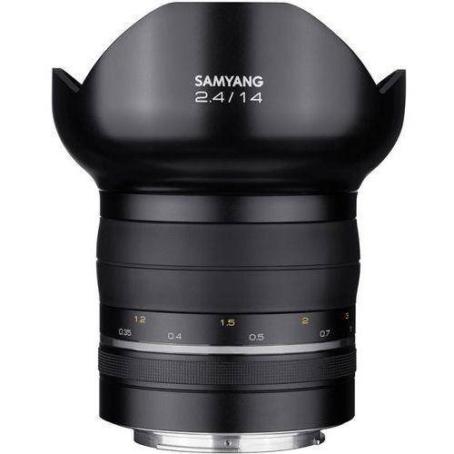 Samyang PREMIUM 14mm F2.4 Nikon - produkt w magazynie - szybka wysyłka!