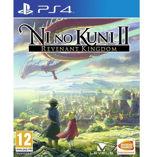 OKAZJA - Ni No Kuni II Revenant Kingdom (PS4)