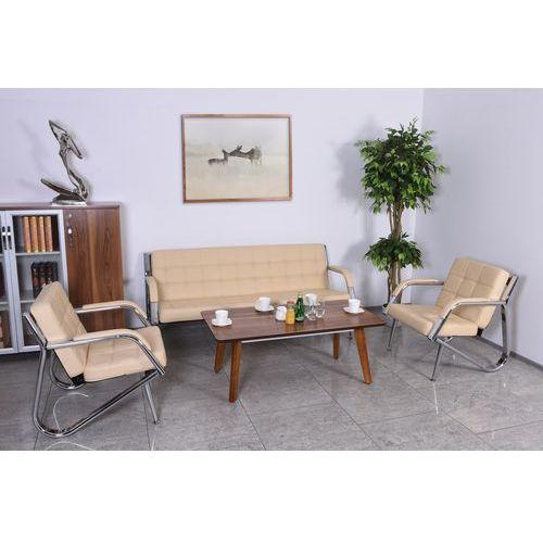 Zestaw wypoczynkowy STILIO 3+1+1, S009-311 beige
