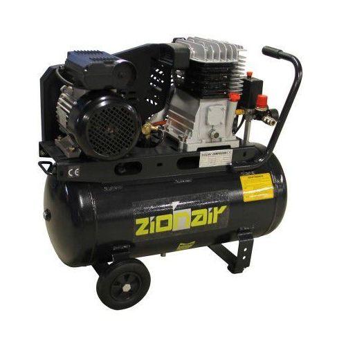 Zion air Kompresor 2,2 kw, 230 v, 8 bar, zbiornik 50 litrów