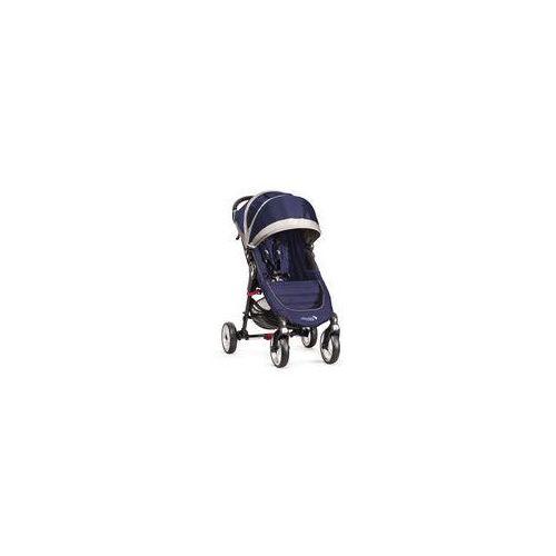W�zek spacerowy City Mini Single 4W Baby Jogger + GRATIS (cobalt gray)