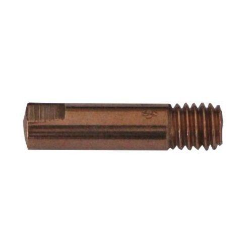 Końcówka prądowa des057 mb13/15 0.8 mm (10 sztuk) marki Dedra