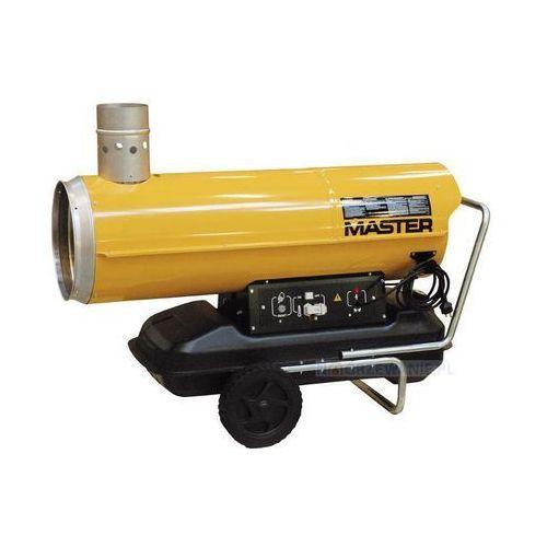 Nagrzewnica olejowa z odprowadzaniem spalin bv 110 e - 33 kw- promocja + gratis - partner firmy master marki Master - partner handlowy