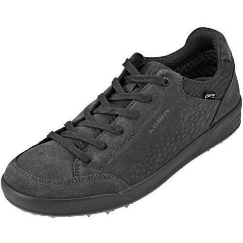lisboa gtx low buty mężczyźni szary uk 8,5 | eu 42,5 2018 buty codzienne marki Lowa