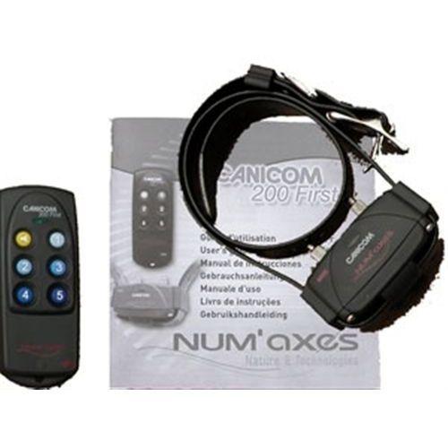 Szkolenie psa: prosta obroża elektryczna canicom 200 first marki Num'axes