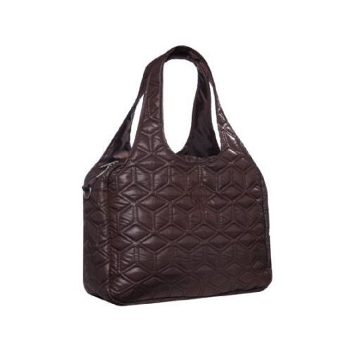 LÄSSIG Torba na akcesoria do przewijania Global Bag Glam choco