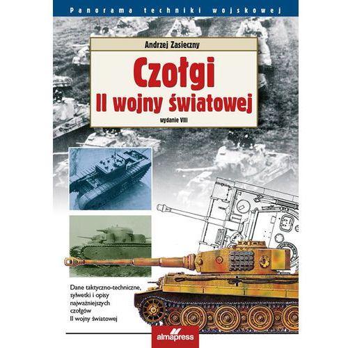 Czołgi II wojny światowej - Wysyłka od 3,99 - porównuj ceny z wysyłką (192 str.)