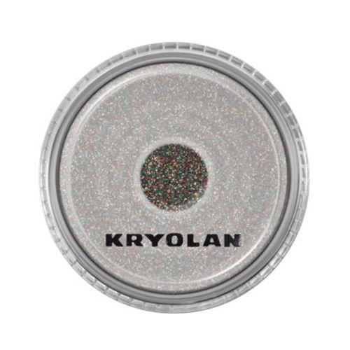 Kryolan polyester glimmer fine (multicolor) drobny sypki brokat - multicolor (2901)