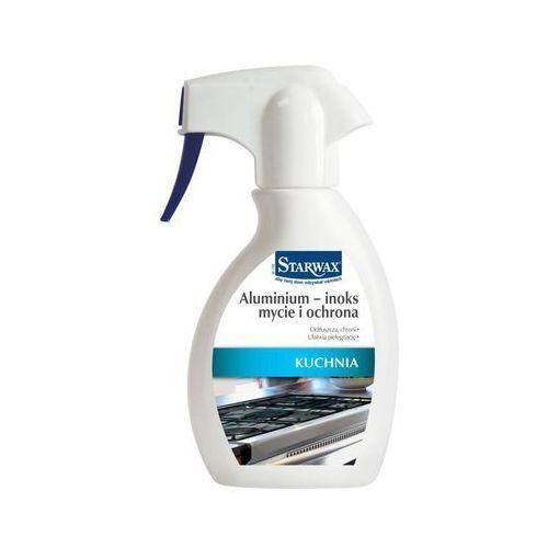 Środek Starwax Ochrona Inoks Aluminium 250 ml
