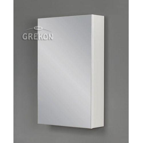 Szafka wisząca z lustrem 50x80 seria fokus b marki Gante