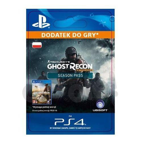 Sony Tom clancy's ghost recon wildlands - season pass [kod aktywacyjny]