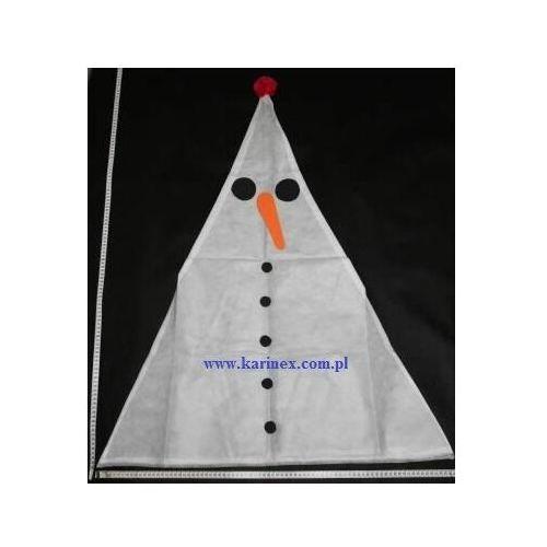 Pokrowiec na rośliny trójkątny mały 85 x 100 cm, 1 szt. marki Agrokarinex