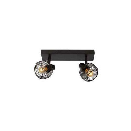 Lucide maren 77978/02/30 plafon lampa sufitowa 2x40w e14 czarny (5411212771094)