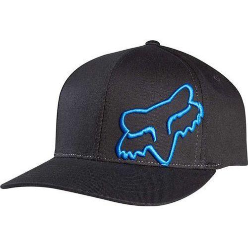 Fox Czapka z daszkiem - flex 45 black/blue (013) rozmiar: s/m