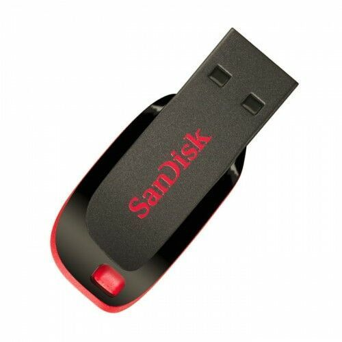 Pendrive SanDisk CRUZER BLADE 16 GB SDCZ50-016G-B35, 8_456972
