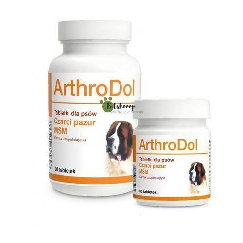 Dolfos arthrodol - preparat przeciwbólowy dla psów 90tab. - 90tab. (5902232645699)