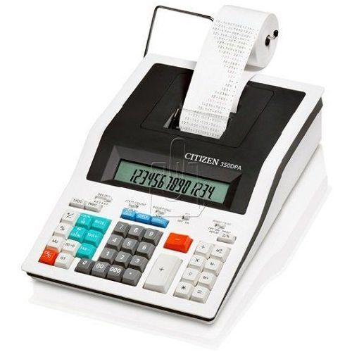 Citizen Kalkulator 350dpa darmowy odbiór w 19 miastach!