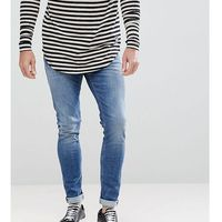 Nudie Jeans Co Skinny Lin Jeans Celestial Wash - Blue, jeans