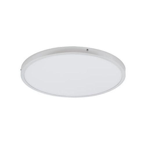 Plafon Eglo Fueva 1 97272 oprawa sufitowa 1x25W LED 2700lm 3000K srebrny/biały