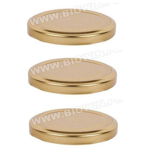 Biowin Zakrętka fi 66 złota - 10 szt. (5904816106640)