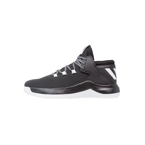 adidas Performance D ROSE MENACE 2 Obuwie do koszykówki core black/white, GTQ26