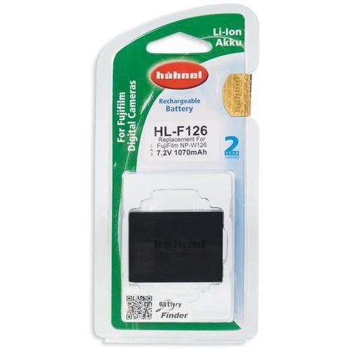 Hahnel HL-F126 (odpowiednik FujiFilm NP-W126)