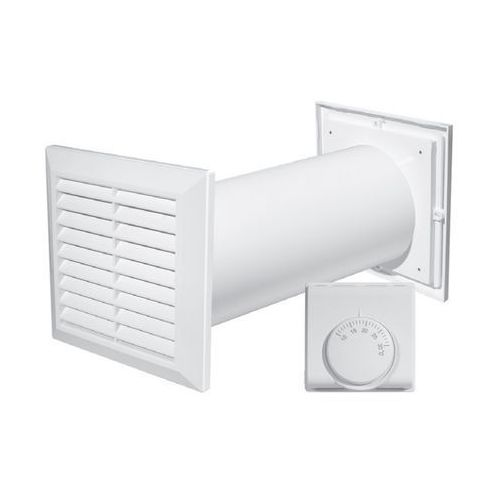 Kompletny zestaw wentylacyjny dgp 4w1 z termostatem cosy move cm100 marki Awenta