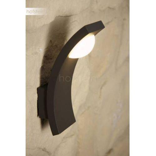 Trio seine zewnętrzny kinkiet led czarny, 2-punktowe - nowoczesny/design - obszar zewnętrzny - seine - czas dostawy: od 3-6 dni roboczych (4017807241617)