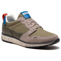 Sneakersy - s-rv low y01754 pr316 h6847 olive night/elephant skin marki Diesel