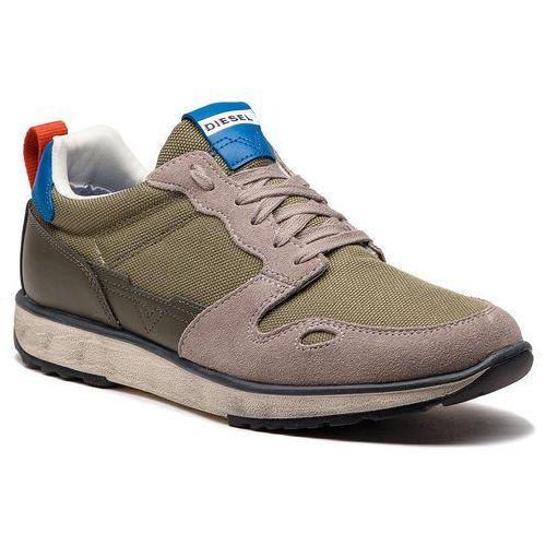 Sneakersy - s-rv low y01754 pr316 h6847 olive night/elephant skin, Diesel, 42-46