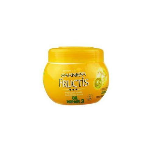 Garnier Fructis Oil Repair 3 maseczka wzmacniająca do włosów suchych i zniszczonych (Fortifying Mask) 300 ml