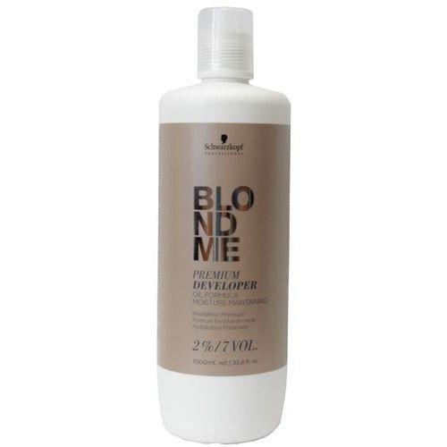 Schwarzkopf Professional Blondme emulsja aktywująca (2%/7 Vol. Premium Developer) 1000 ml