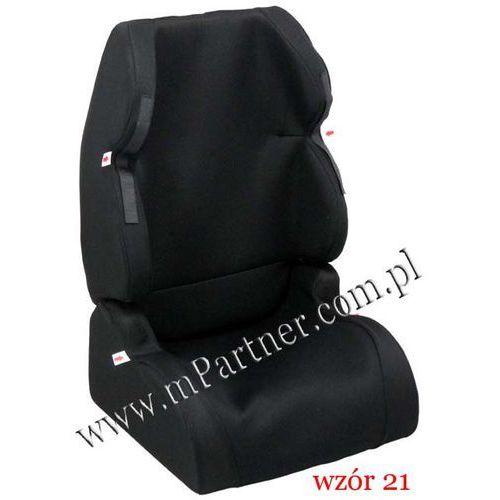 Fotelik samochodowy od 15 do 36 kg marki Mpartner